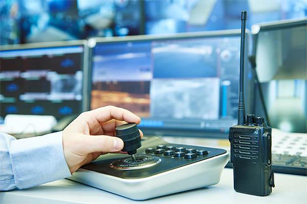 Télésurveillance / drone autonome
