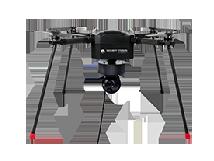 Drones télé-pilotables et captifs