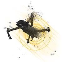 Anti-drone struggle