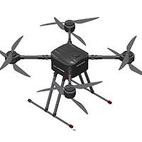 Drone de surveillance Hercule 10