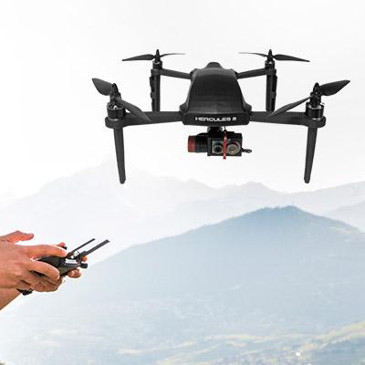 TELEPOLOTE DE DRONE