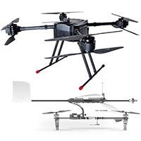 Drones with remote control