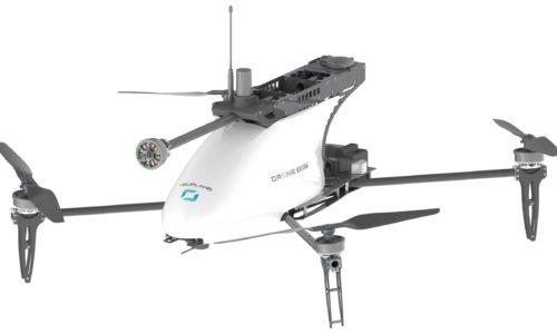 Drone avec caméra Heliplane